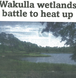 wetlands battle